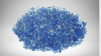31FBSB- Sky Blue Fire Beads